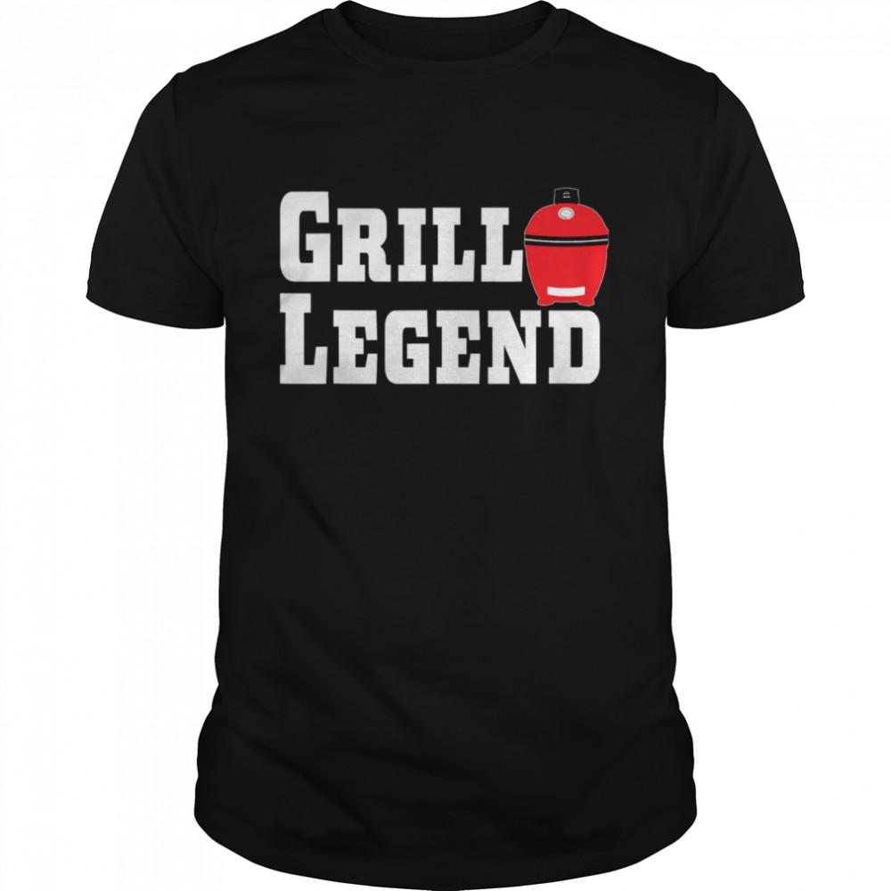 Grill Legend BBQ shirt