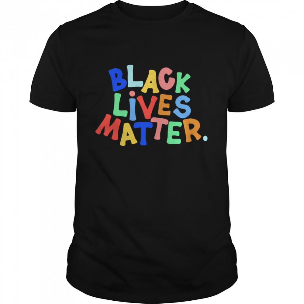 BLM black lives matter shirt