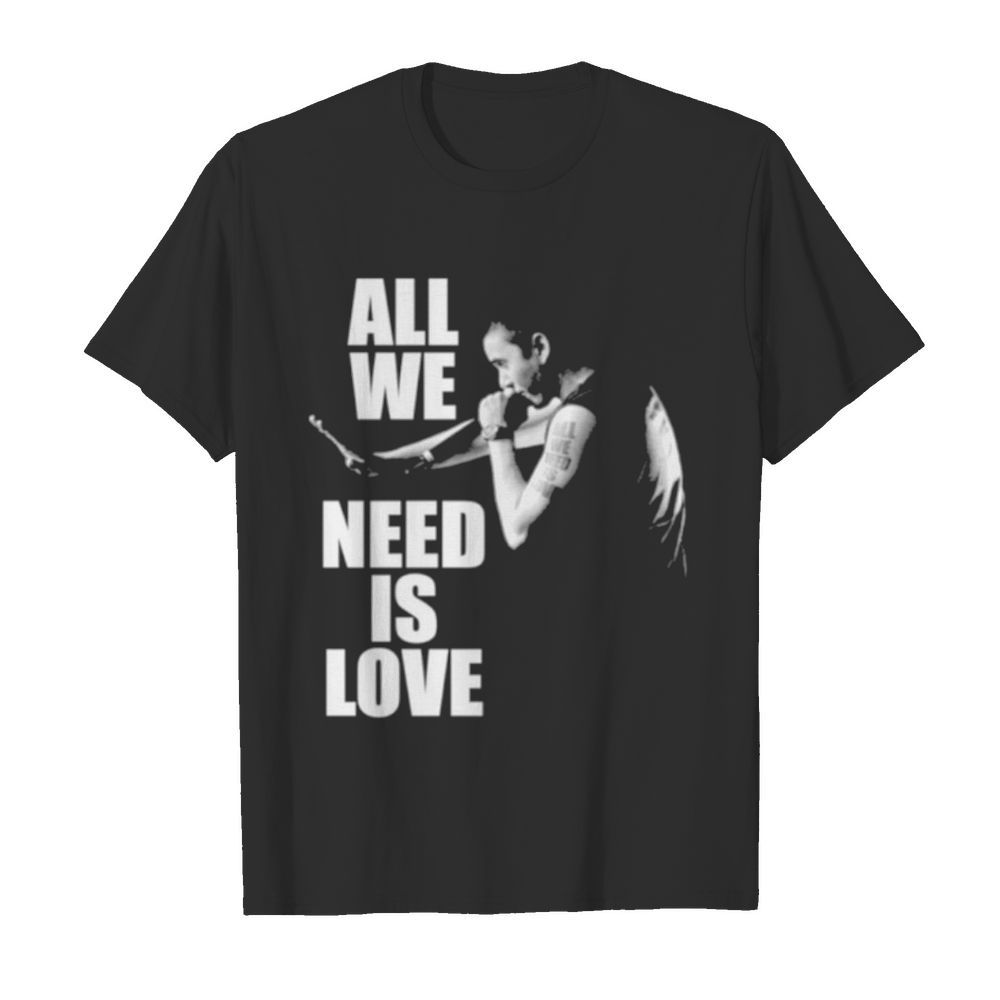 Canserbero all we need is love shirt