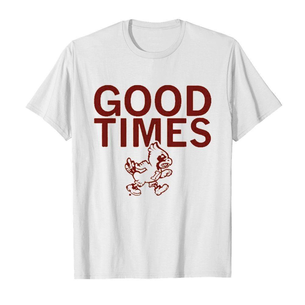 Isu good times 2020 shirt