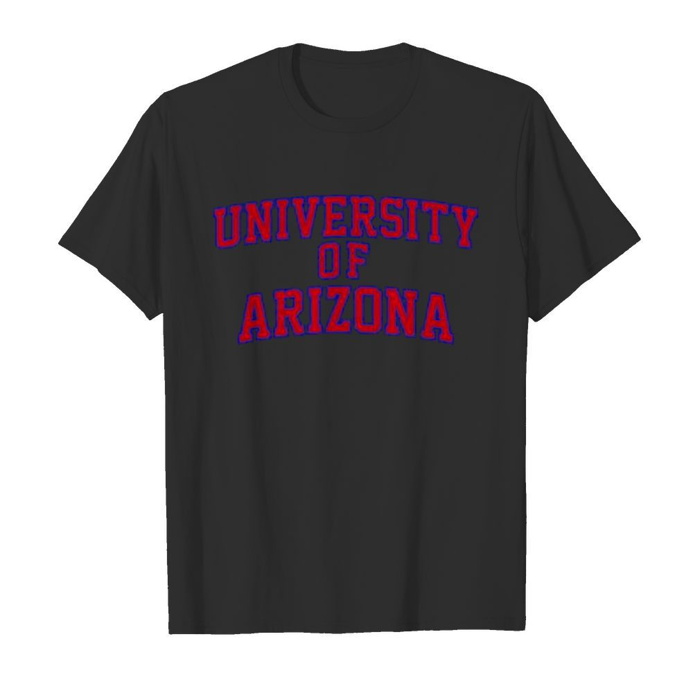 University Of Arizona shirt