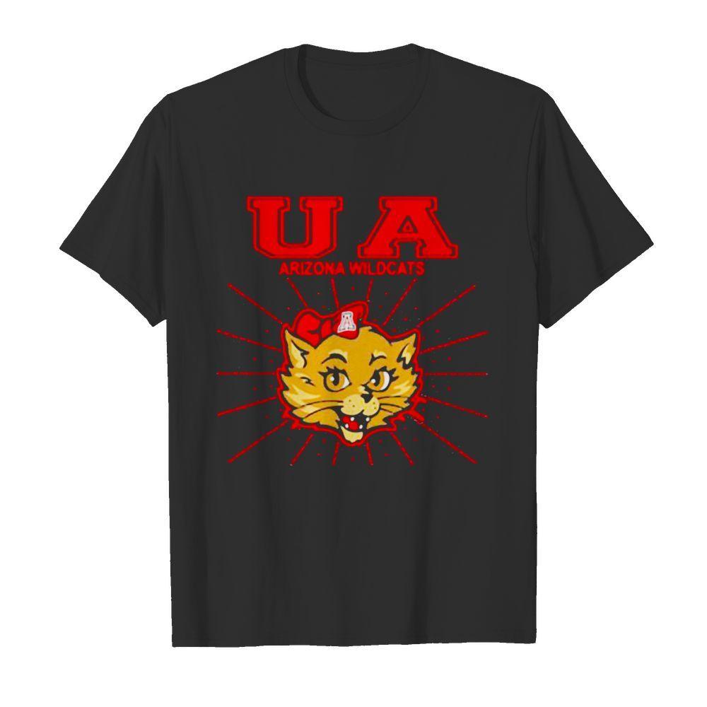Ua Arizona Wildcats Red Bow Association shirt