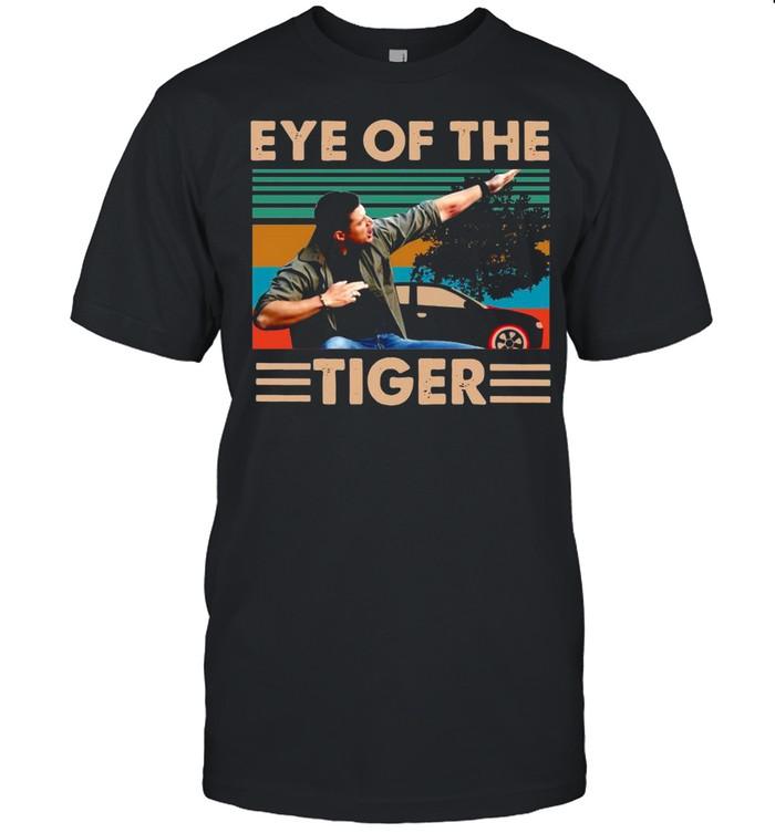 Vintage Eye Of The Tiger 2021 shirt