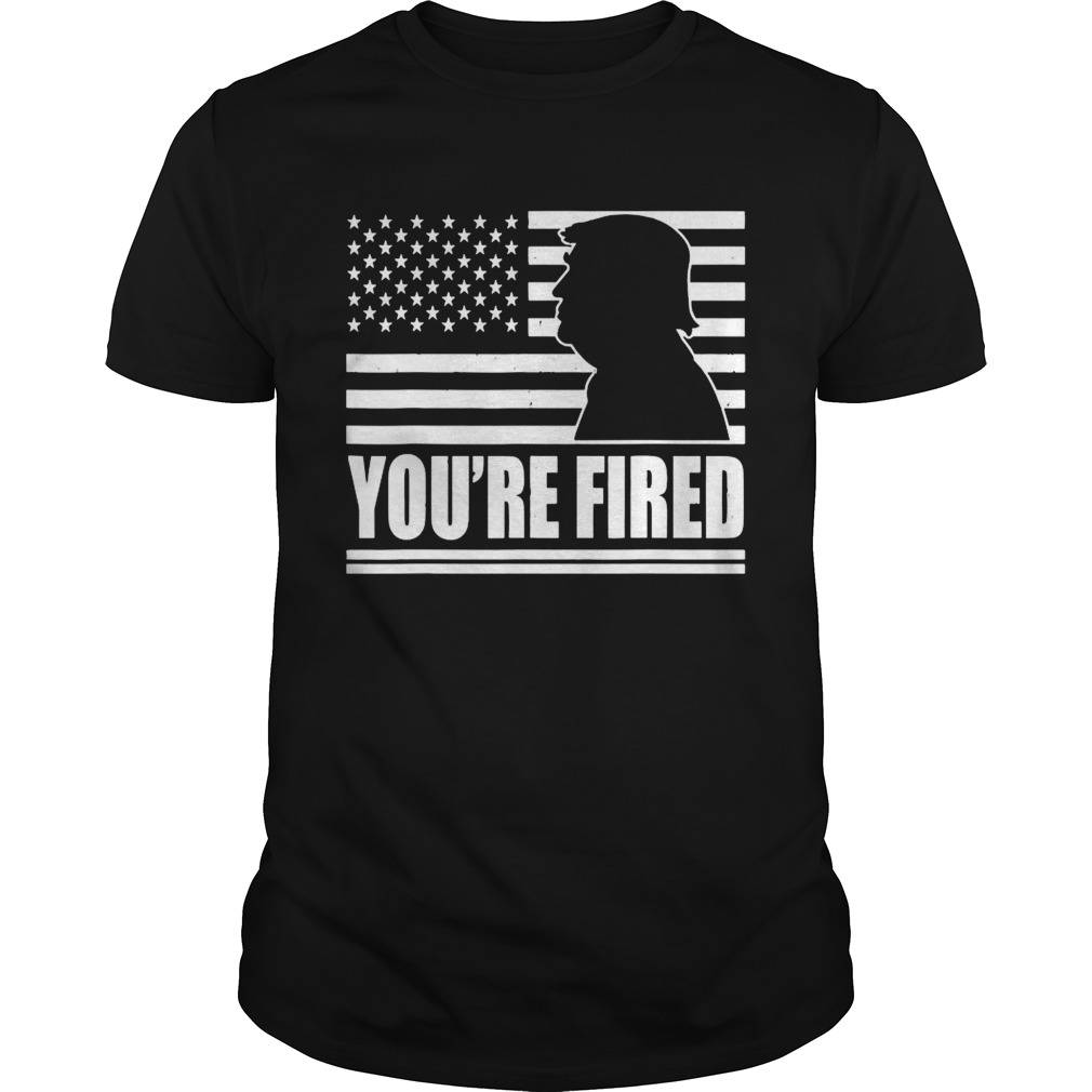 Youre Fired 2020 Election Biden has won trump has lost shirt
