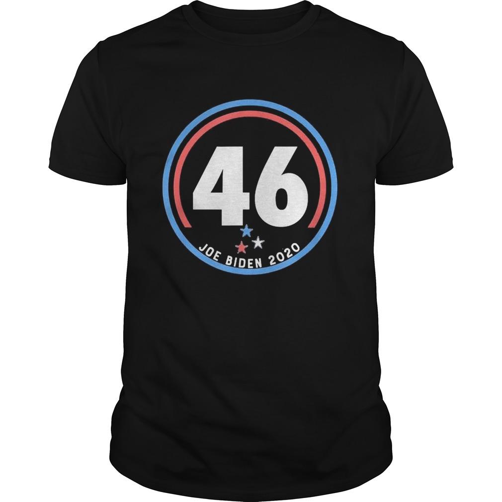 Joe Biden For President Joe Biden 46 shirt