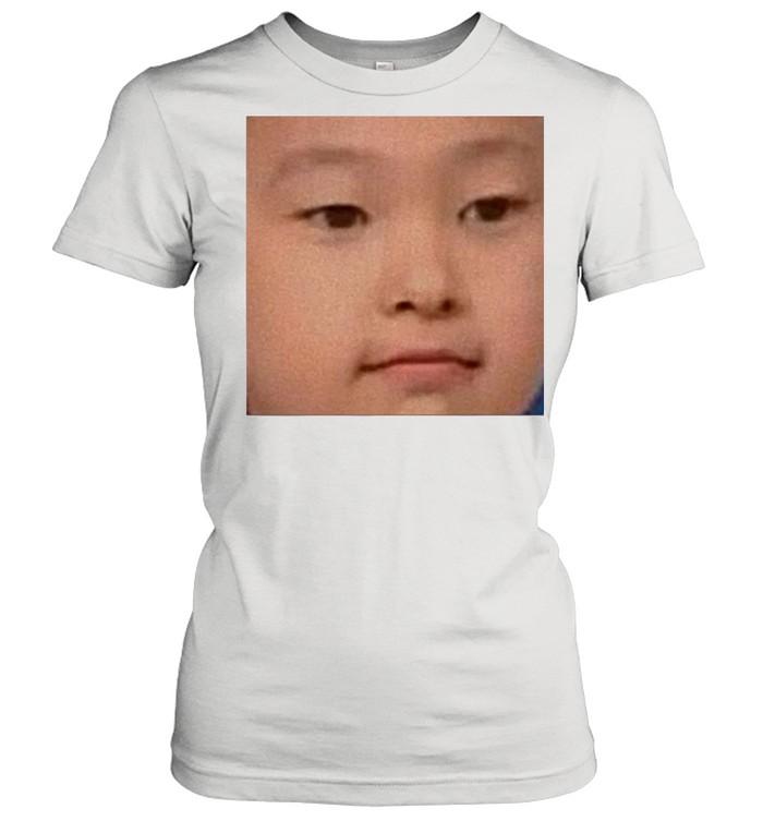 Baby Choerry Face shirt Classic Women's T-shirt