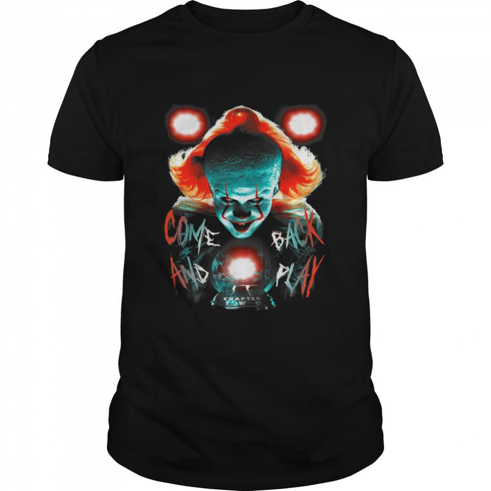 IT Dead Lights shirt
