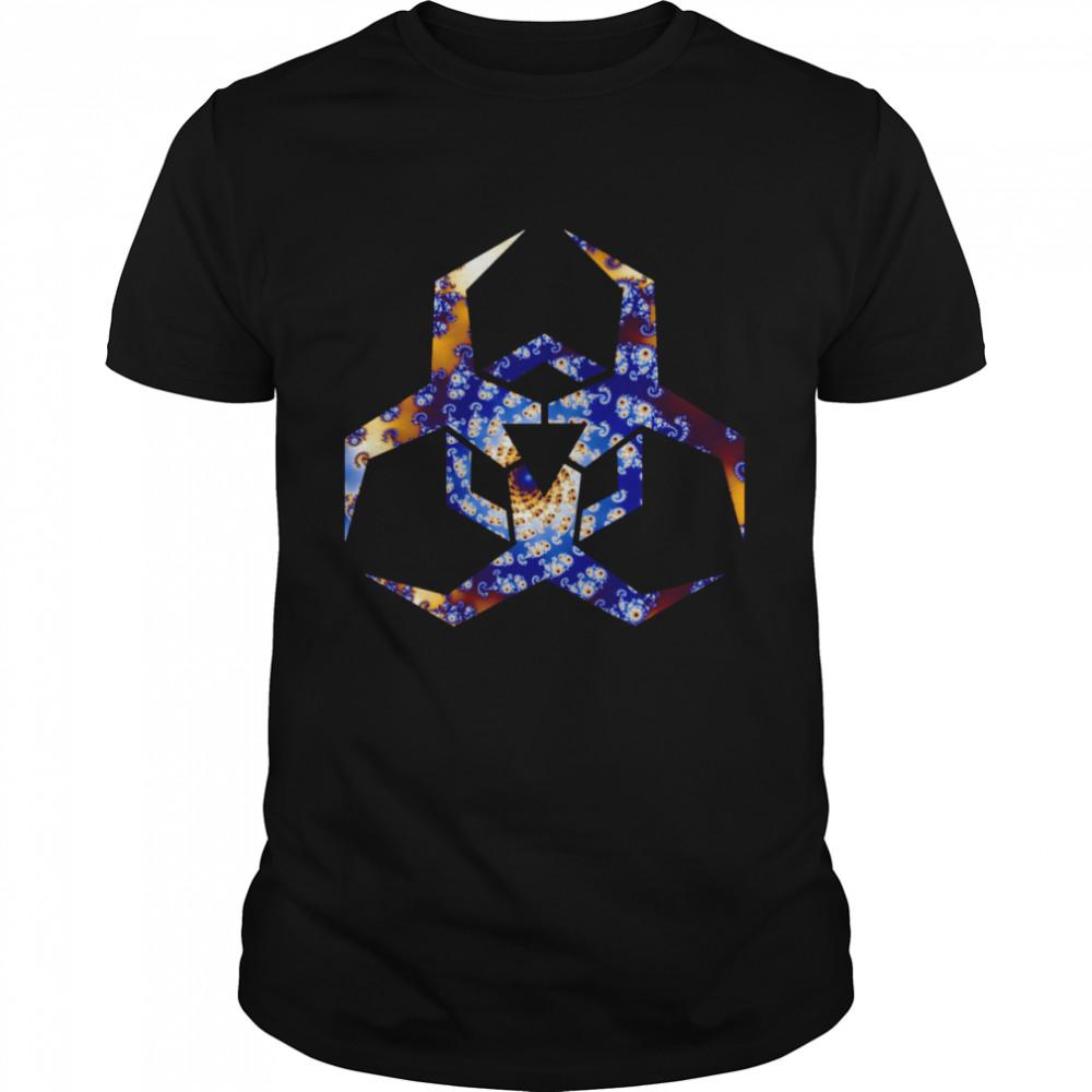Steinweg Virus Fractal shirt