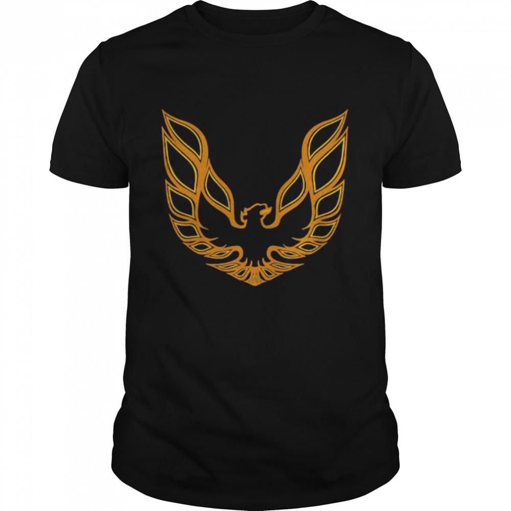 Iconic Firebird Logo Shirt