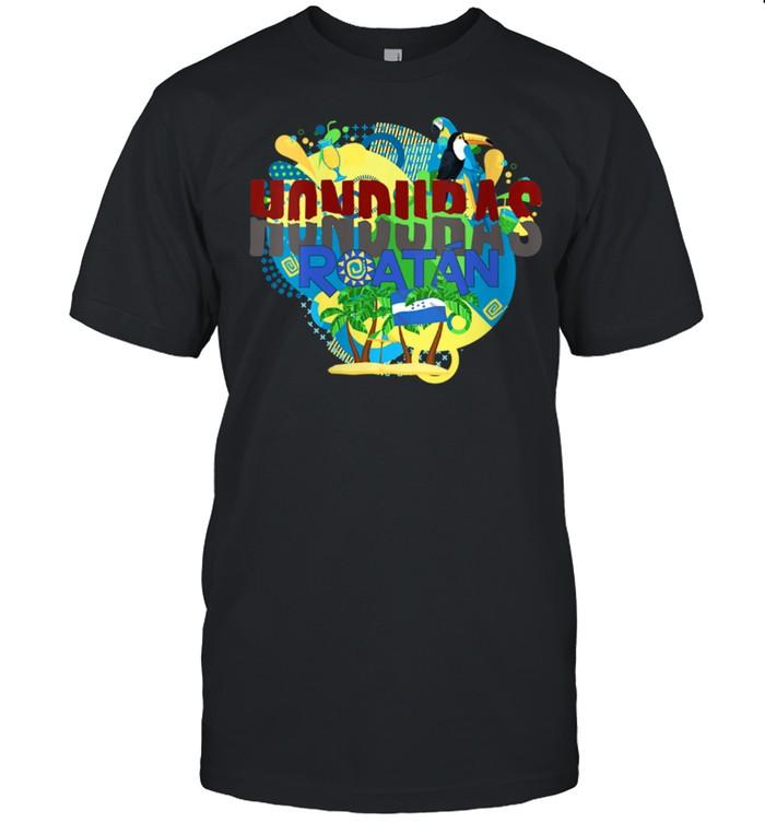 Honduras Roatán Islas de la Bahía shirt